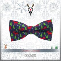 Karácsonyi apa-fia csokornyakkendő CSM001-af