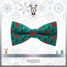 Karácsonyi csokornyakkendő CSM002-gy