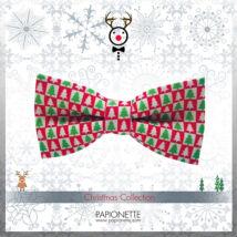 Karácsonyi csokornyakkendő CSM004