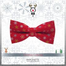 Karácsonyi apa-fiú csokornyakkendő CSM030-af