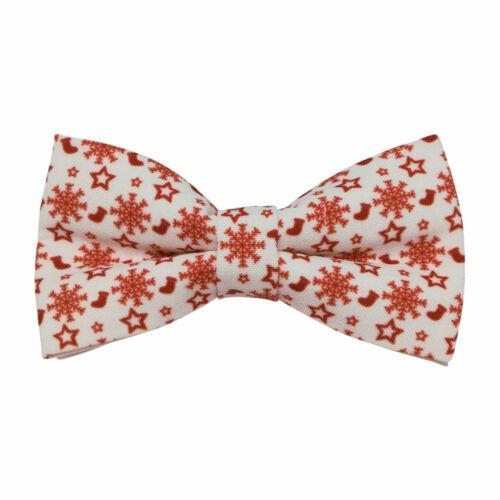 Karácsonyi apa-fiú csokornyakkendő CSM032-af
