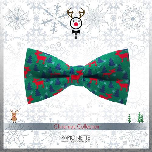 Karácsonyi apa-fiú csokornyakkendő CSM002-af