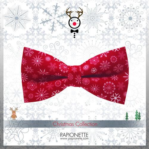 Karácsonyi apa-fiú csokornyakkendő CSM010-af