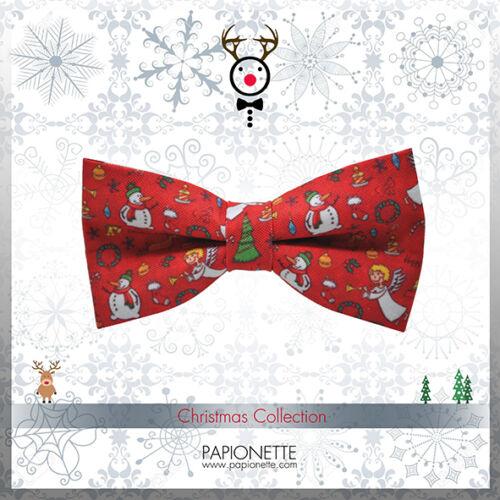 Karácsonyi csokornyakkendő CSM033-gy