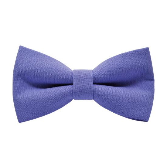 Mályva kék matt csokornyakkendő