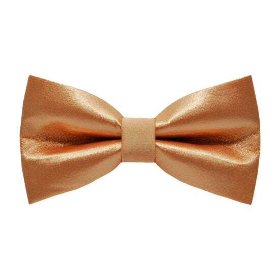 Perzsa narancs fényes csokornyakkendő
