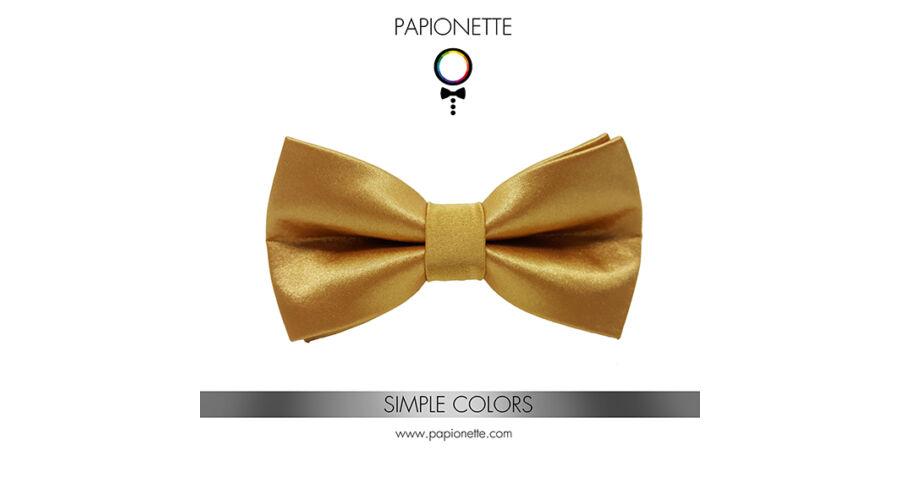 3573dcb947 Arany színű, elegáns, férfi csokornyakkendő 3.077 Ft áron