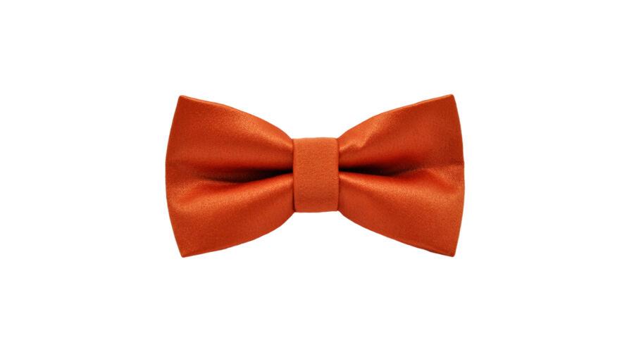 cda91e3778 Narancs színű csokornyakkendő - fényes 3.077 Ft áron